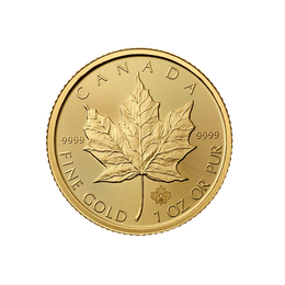 1 oz Maple Leaf Gold