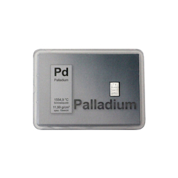 "1 g Barren ""Palladium PD"""